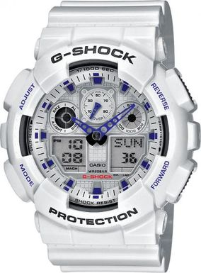 CASIO GA 100A-7A G-Shock